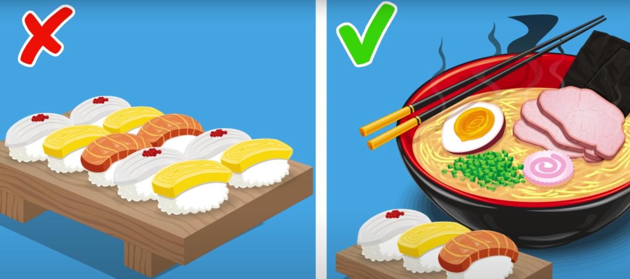 Японская диета для русских