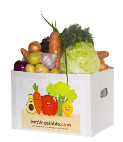 Коробка овощей с доставкой